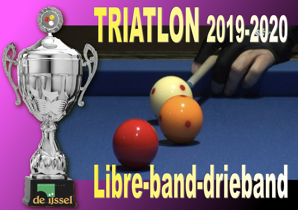 aankondiging triatlon